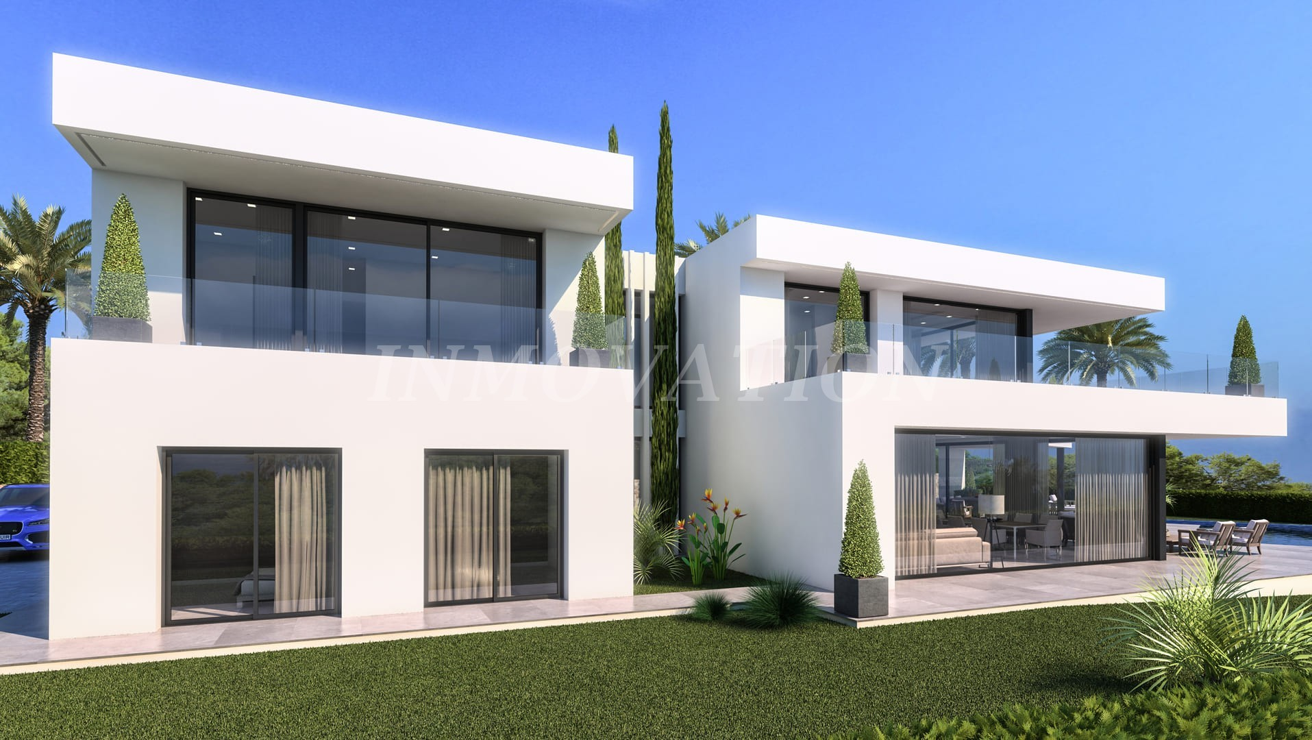 New Villa project in Javea, Costa Blanca, Spain