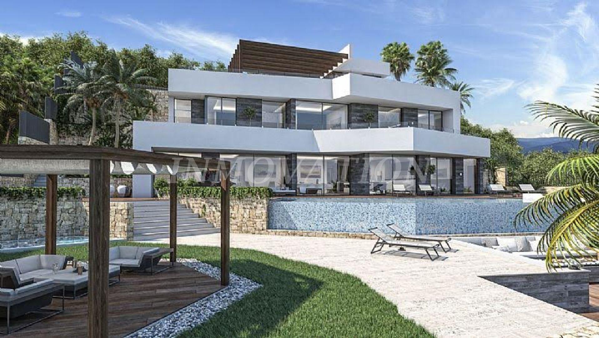 Luxury Villa Project Benissa Coast
