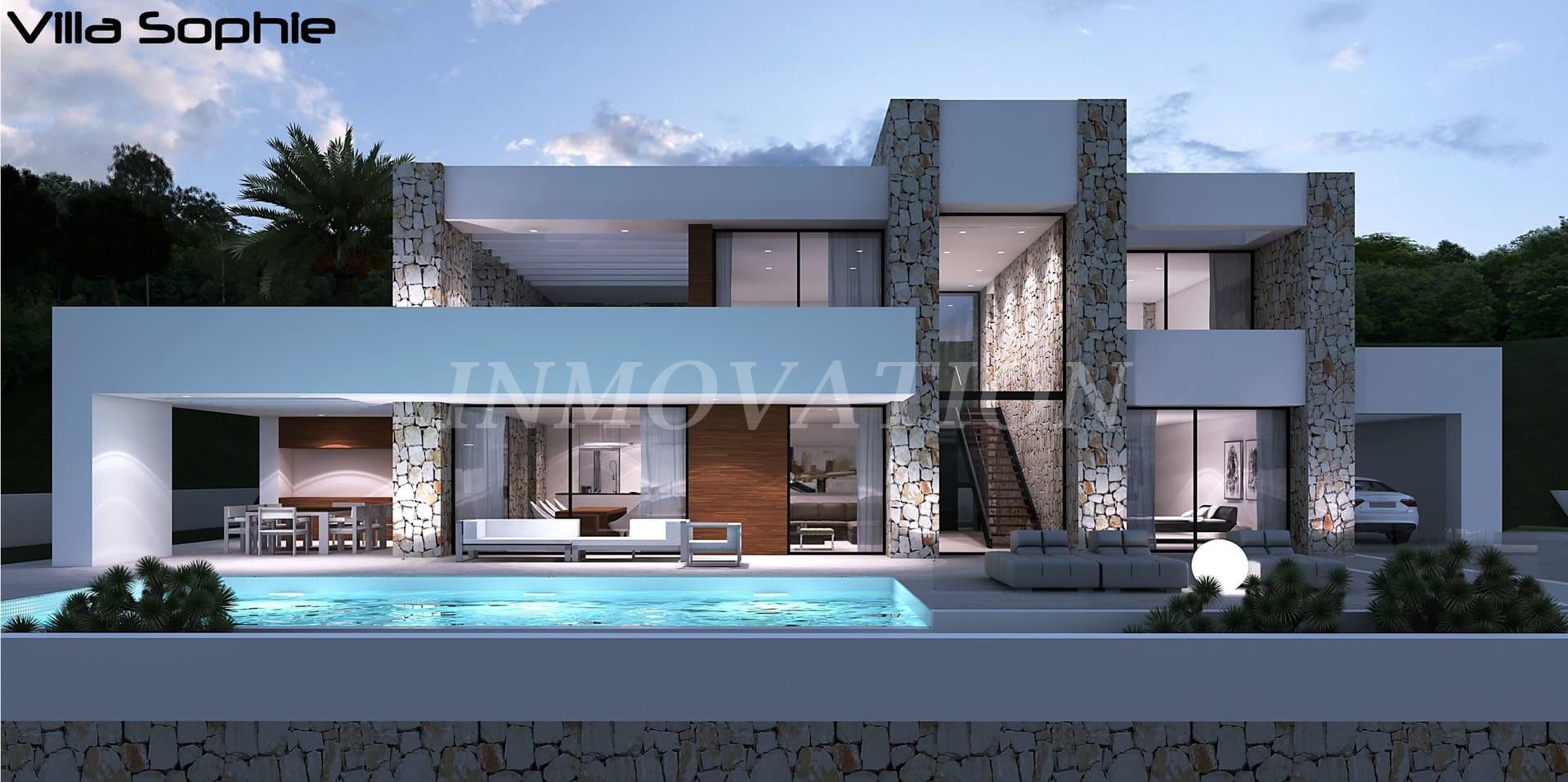 Top-Quality New Villa Project for Denia