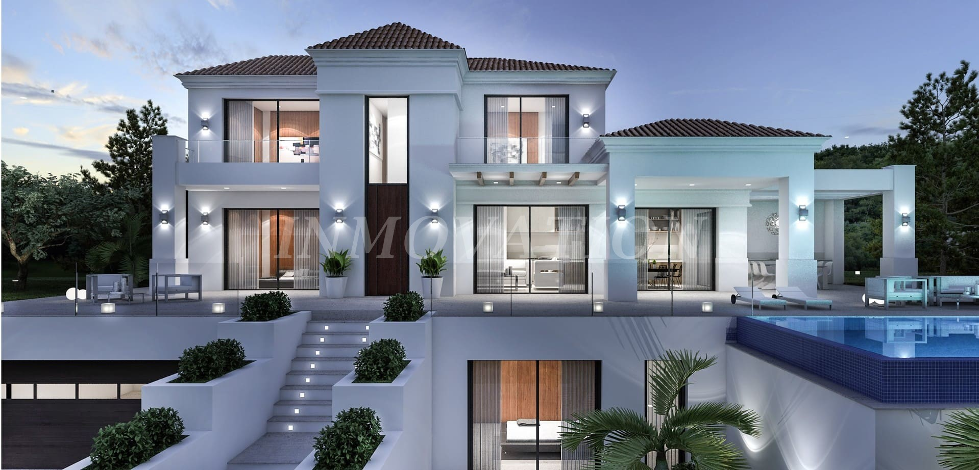 New Build Traditional Style Villa in Javea