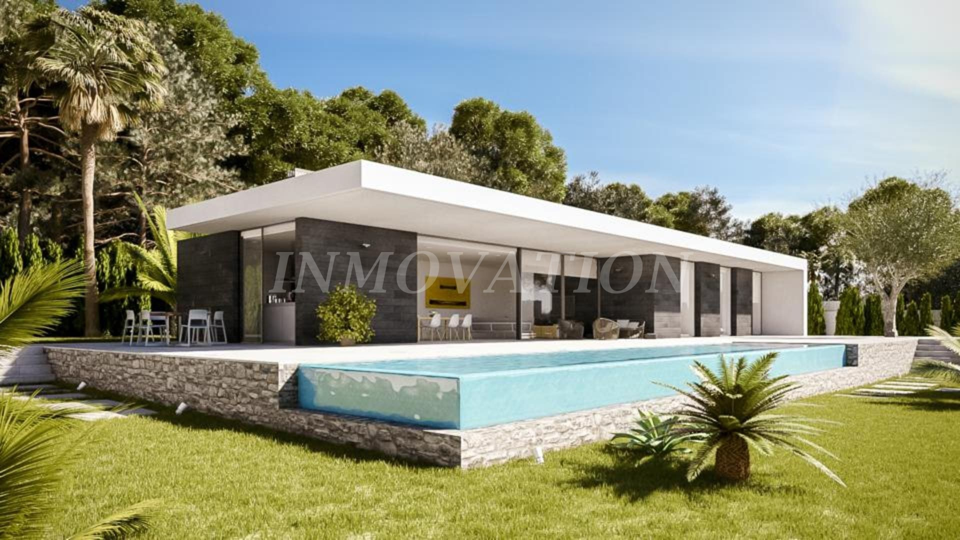 New Build Villa Project for Pedreguer