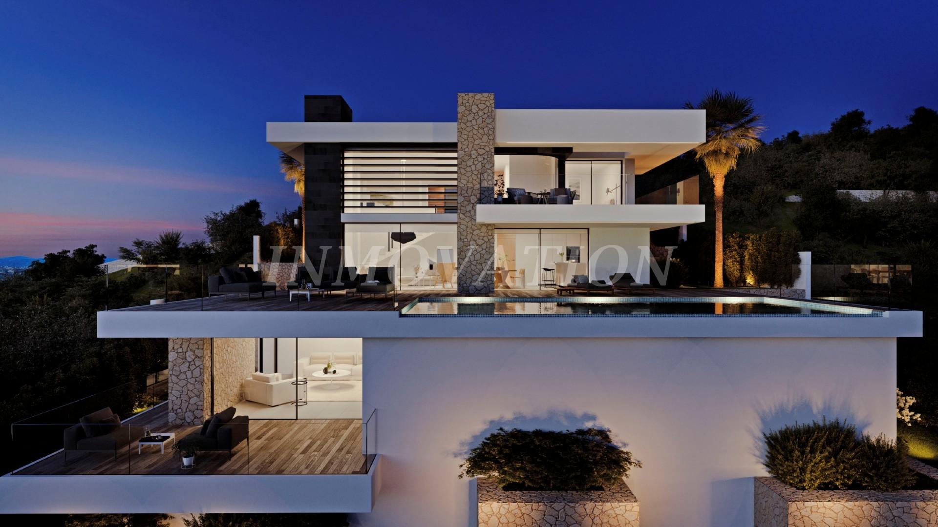 Wonderful New Villa